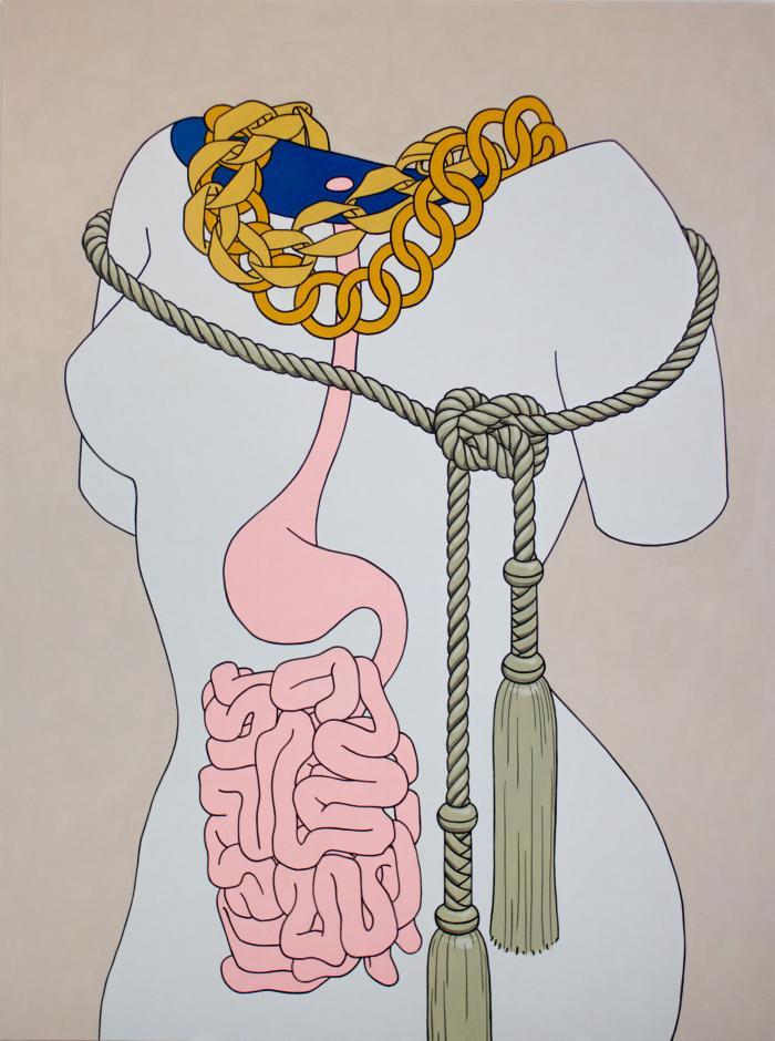 Intestine and Tassels